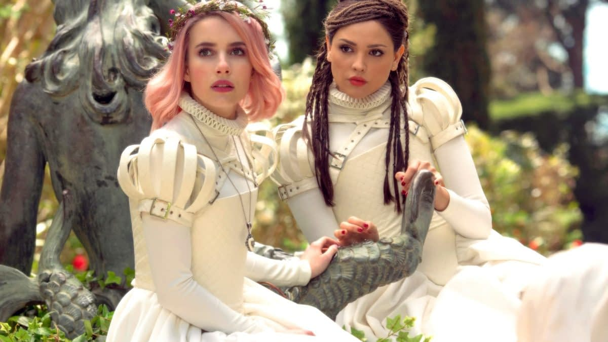 [Sundance 2019] Paradise Hills Review: Stunningly Beautiful Costumes and Designs and Weird as Hell