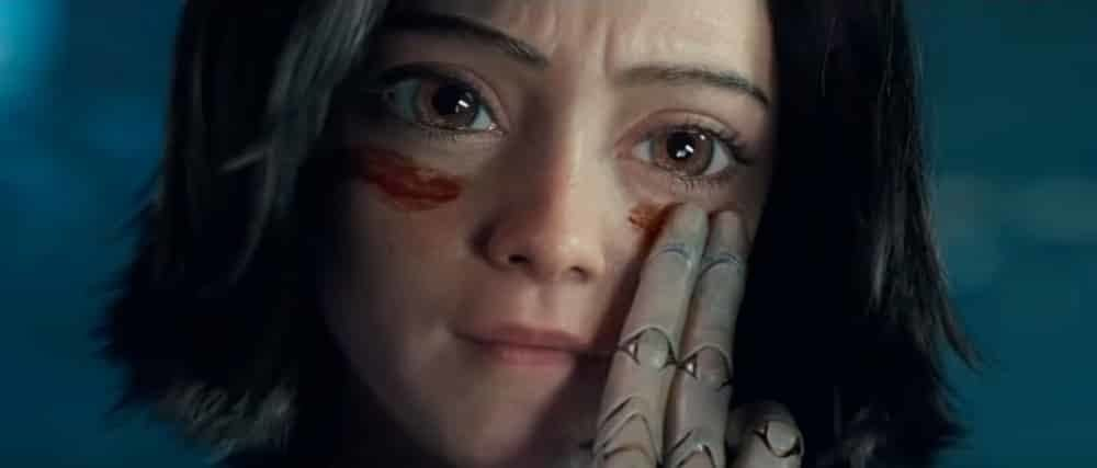 Dropping the F-Bomb in 'Alita: Battle Angel'