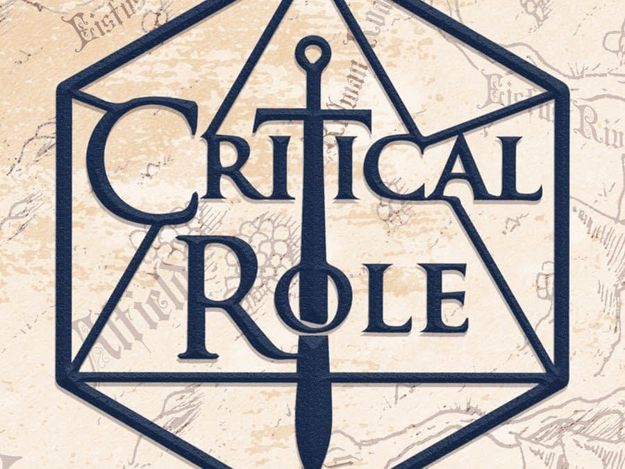 Critical Role Announces Split From Geek & Sundry