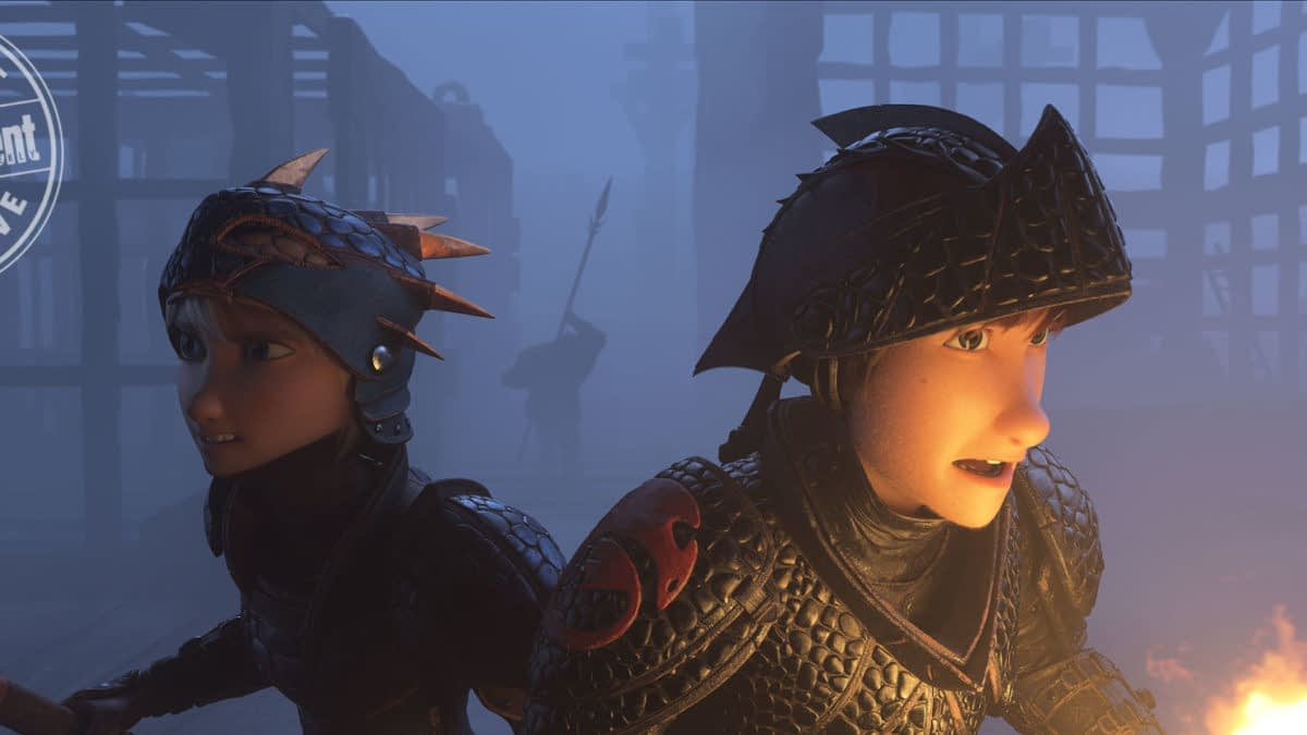 New How To Train Your Dragon: The Hidden World Poster Ahead of the US Release