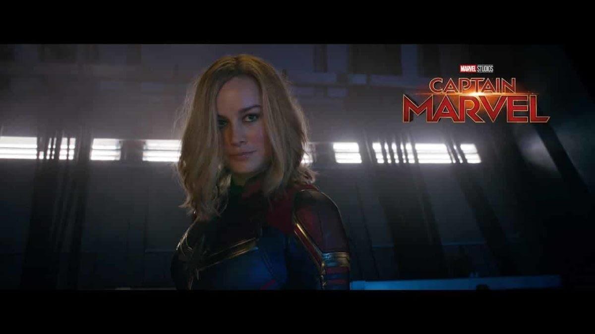 Captain Marvel as a Superhero Origin in Reverse - a Review
