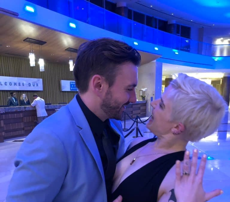 Donny Cates and Megan Hutchinson Are Engaged