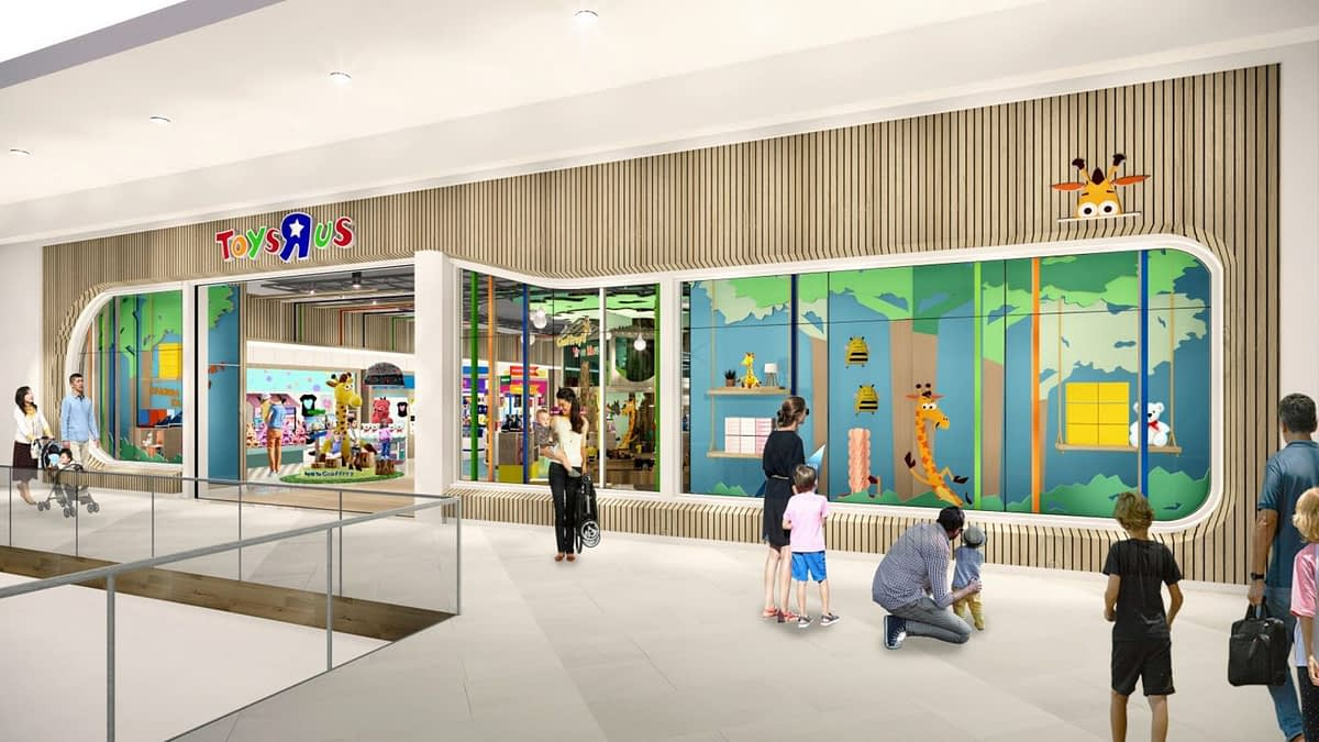 Toys 'R' Us Announces Return With Two New Retail Stores