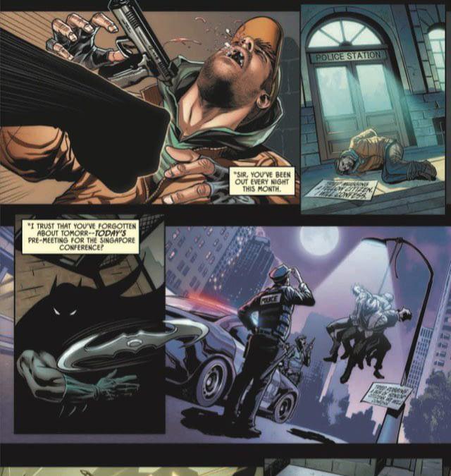 Detective Comics #1009 [Preview]