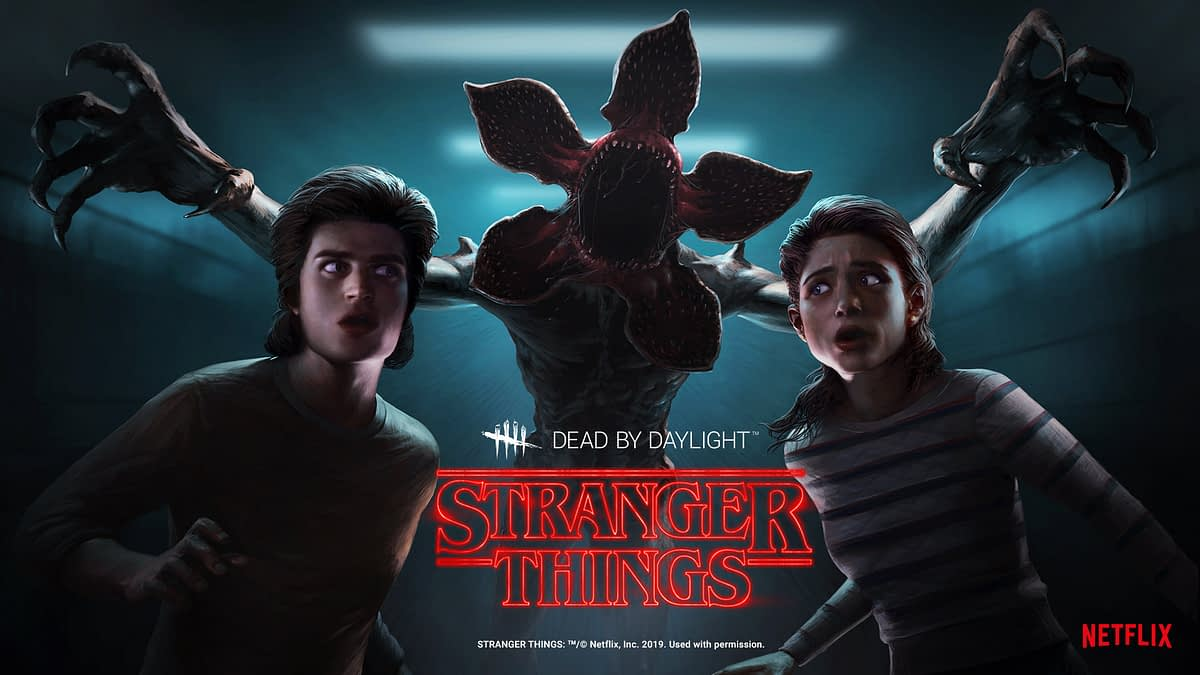 """""""Stranger Things"""" Is Officially Coming To """"Dead By Daylight"""""""