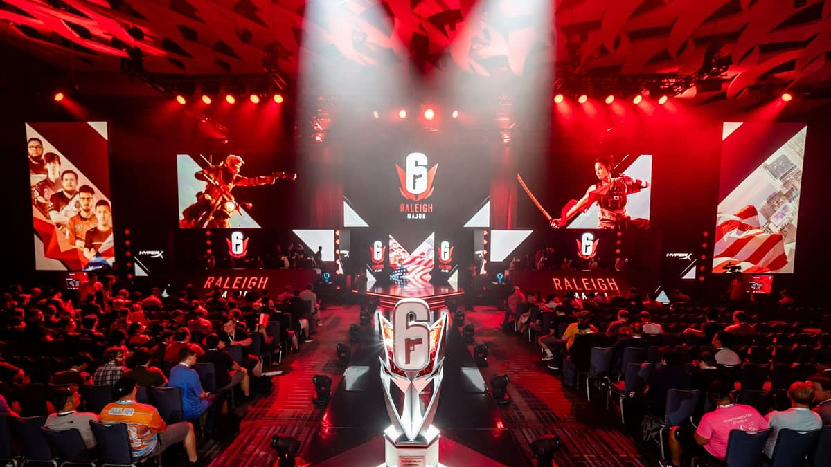 Six Major Raleigh 2019: Semifinals Results