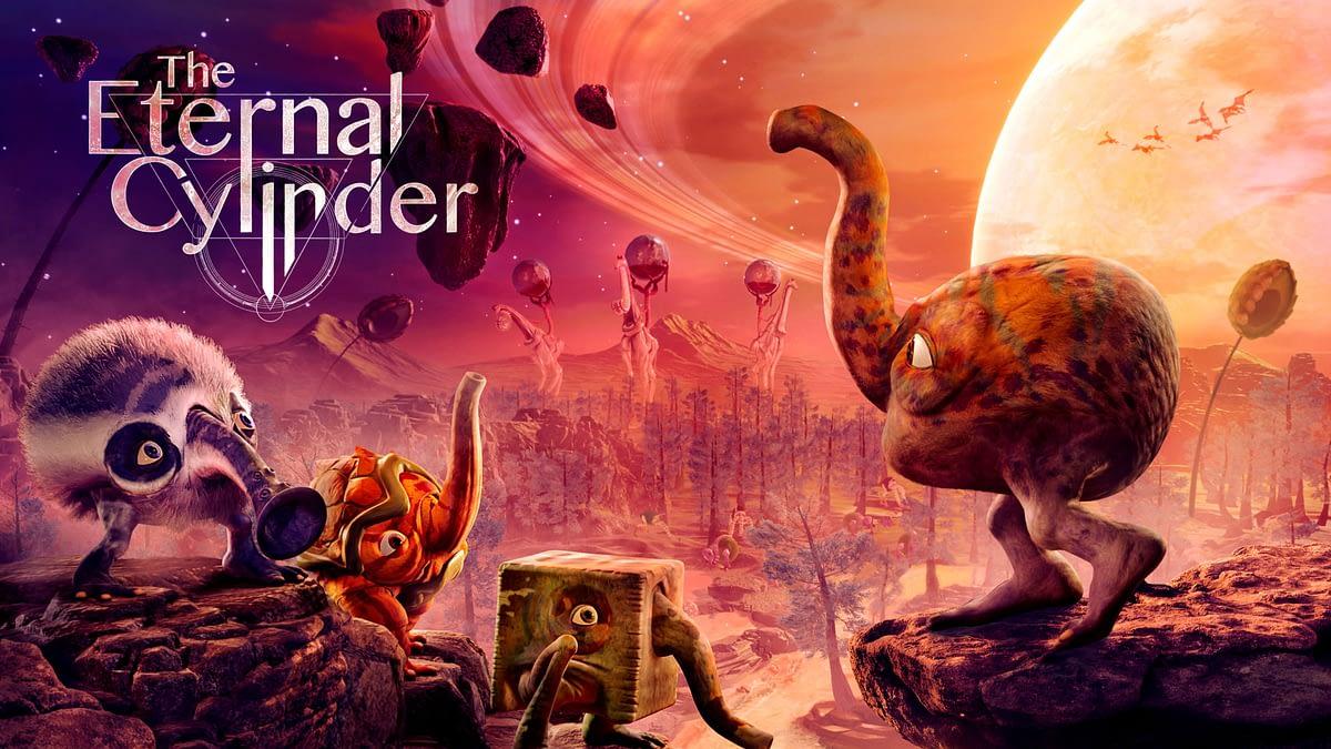 "Good Shepherd Entertainment Will Release ""The Eternal Cylinder"""