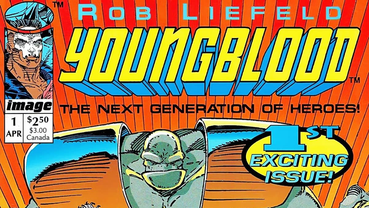 New Youngblood Publisher Trolls Rob Liefeld on Twitter, Wants to Make Him Famous