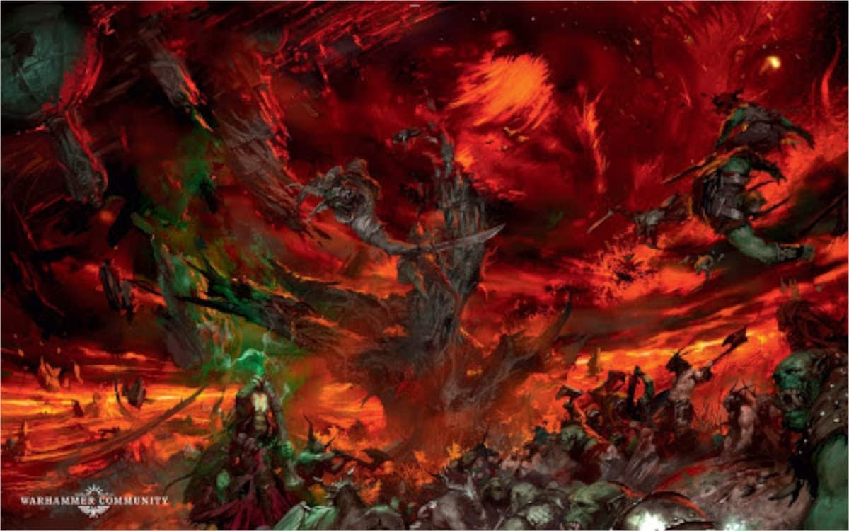"""Warhammer"" News: Games Workshop Bringing Back Classic Setting"