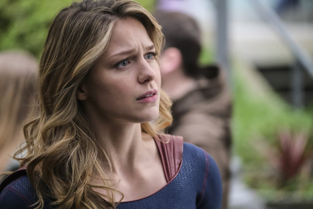 arrow the flash supergirl