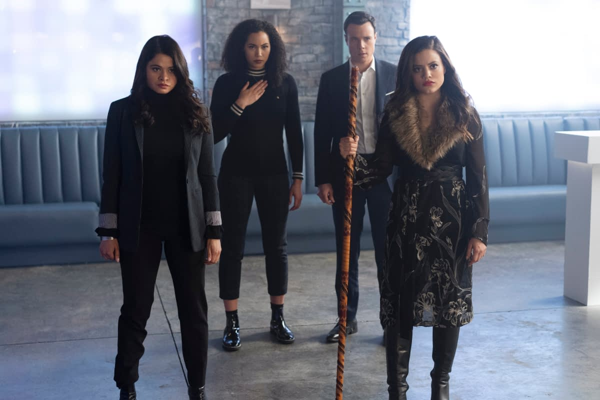 Charmed' Season 1, Episode 20