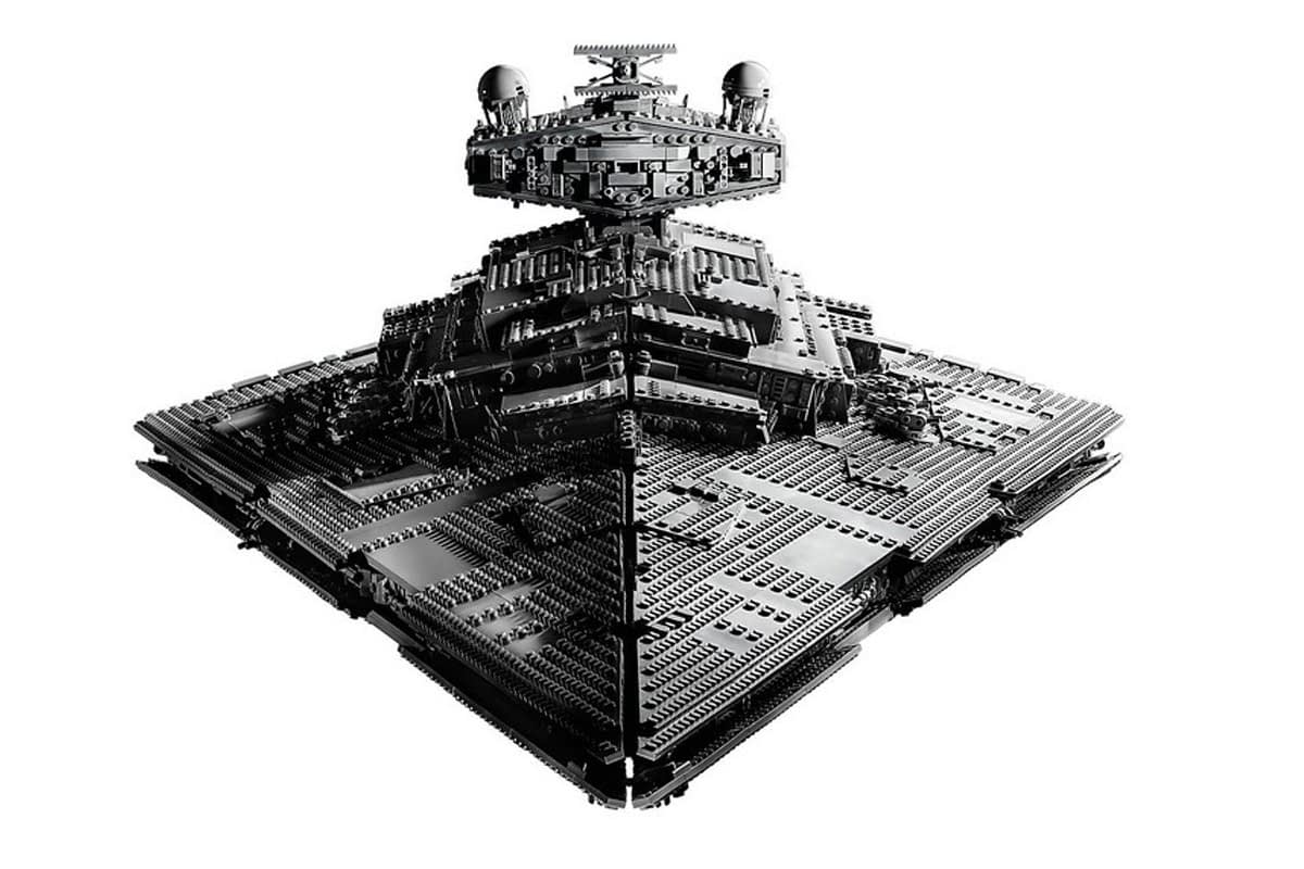 New Lego Star Destroyer Has Us Wanting to Join the Empire