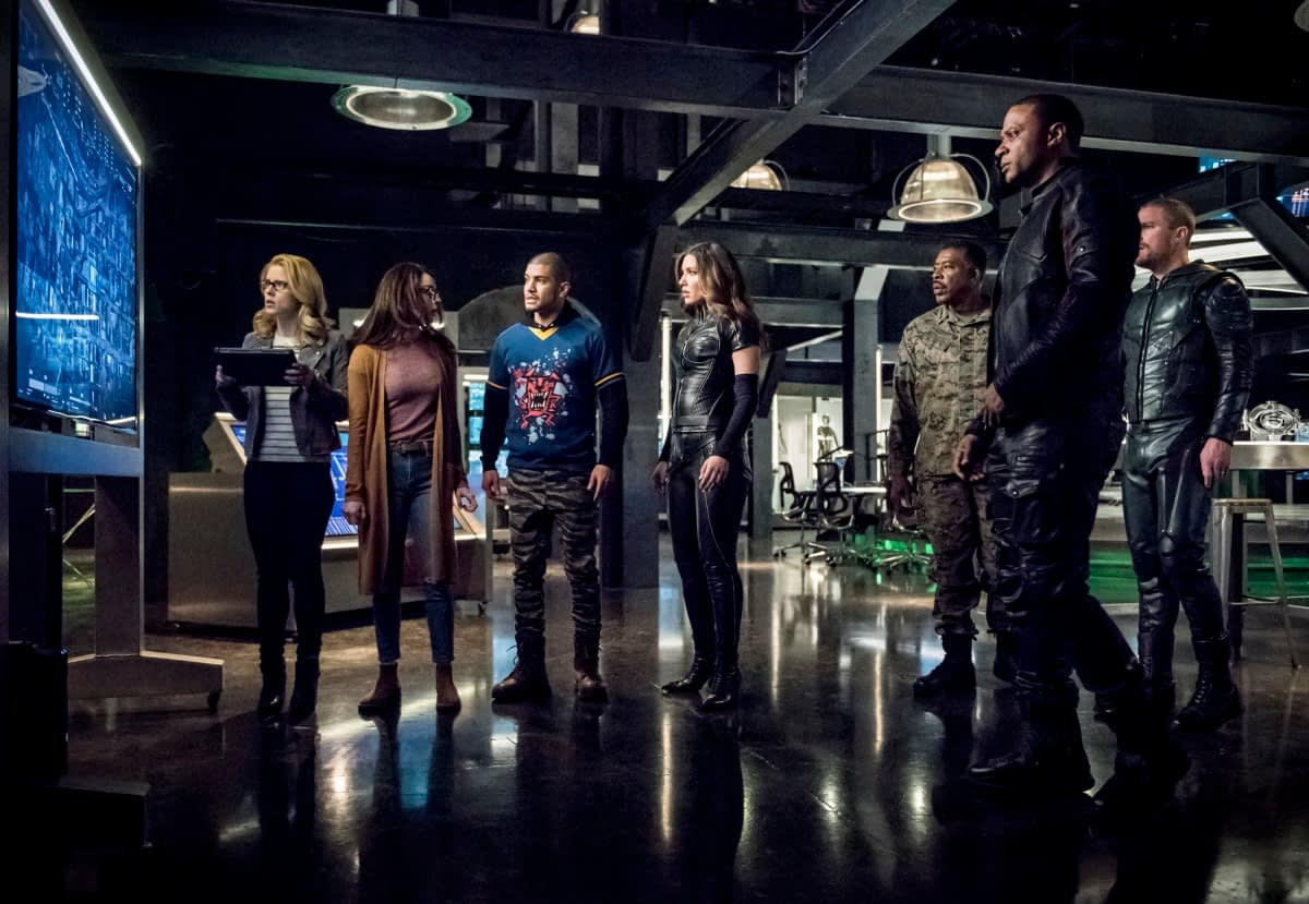 Arrow Season 7 Episode 19