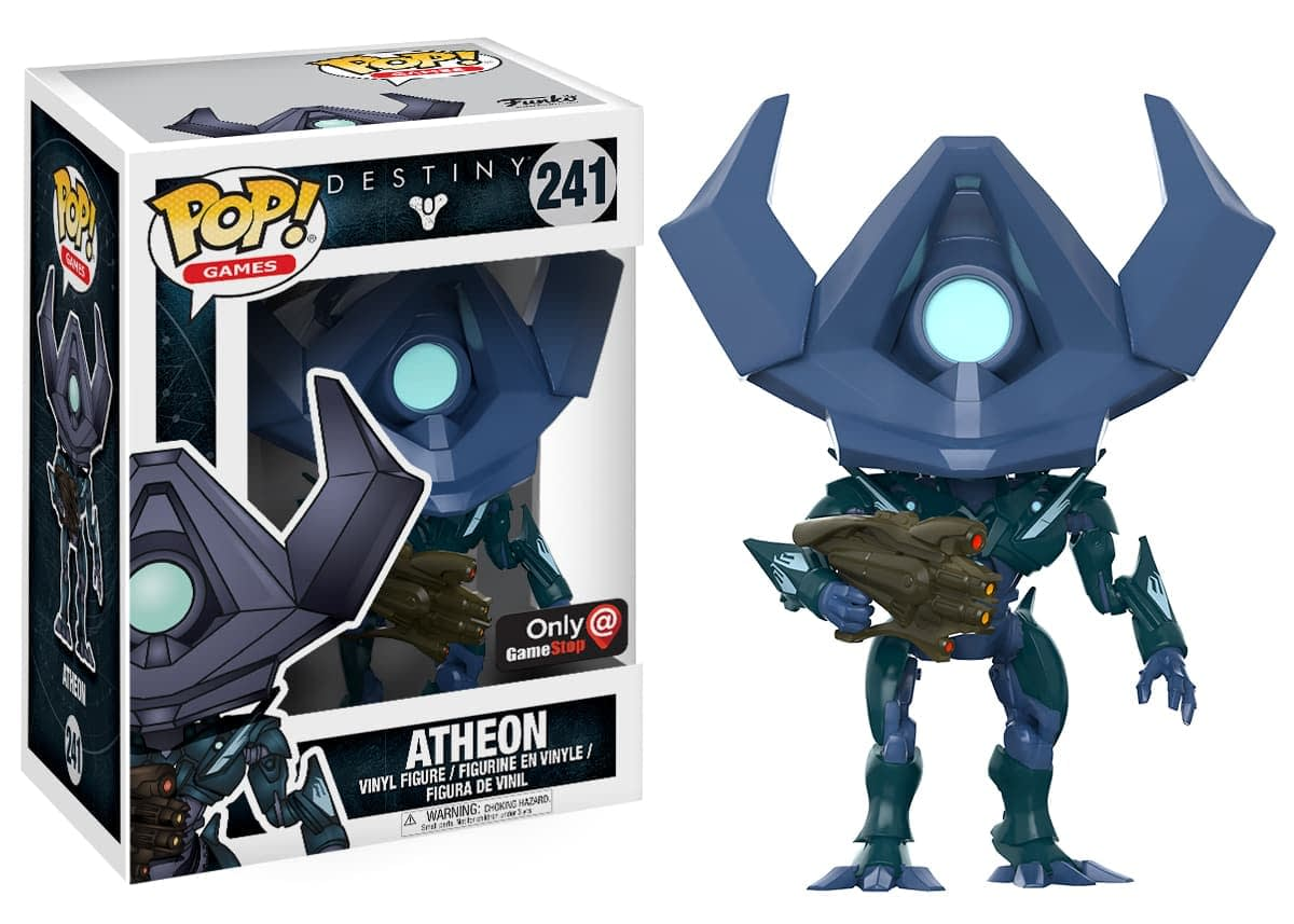 Two Exclusive Destiny 2 Funko Pops Available For Preorder At