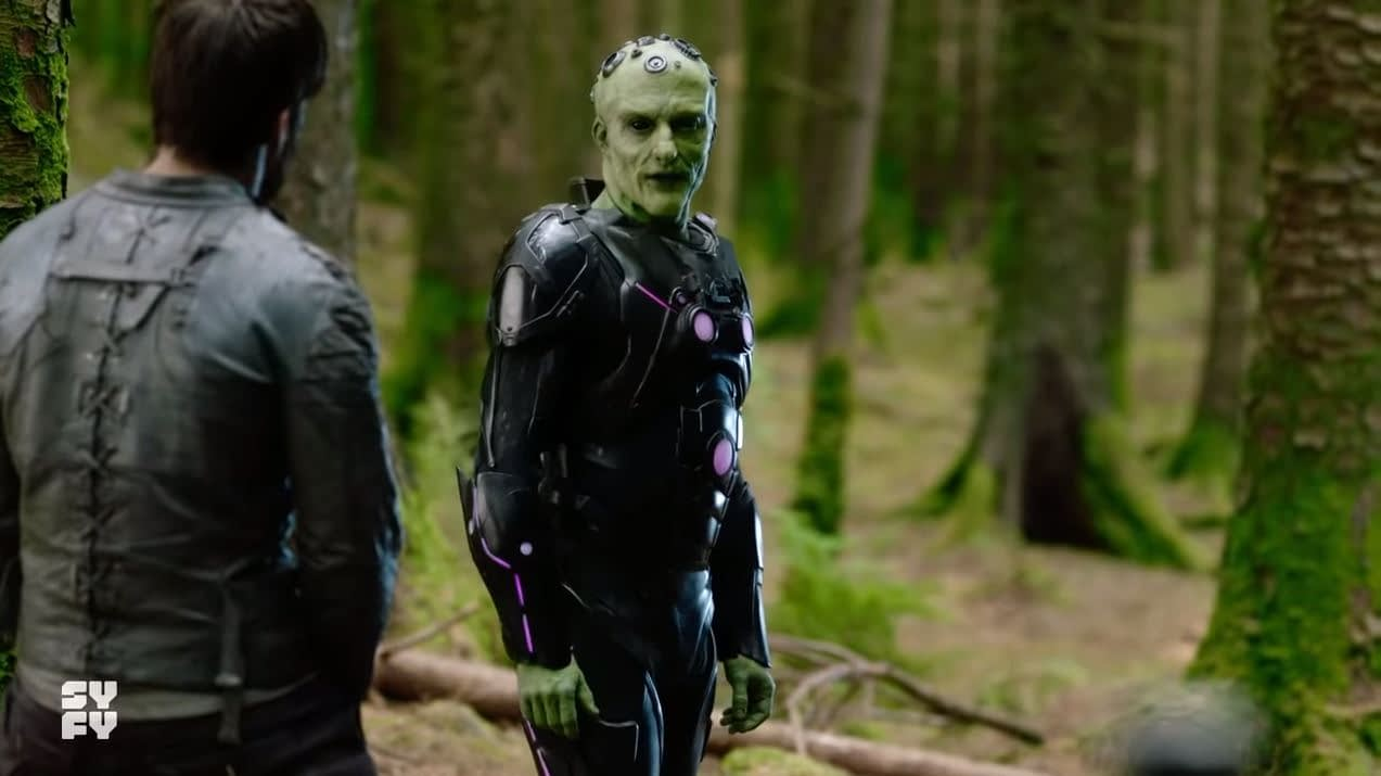 """Krypton"" S02, Ep01: ""Light-Years From Home"" and Sleepy as Hell (SPOILER REVIEW)"