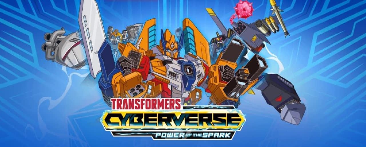 Transformers Cyberverse - Chapter Two: Power of the Spark