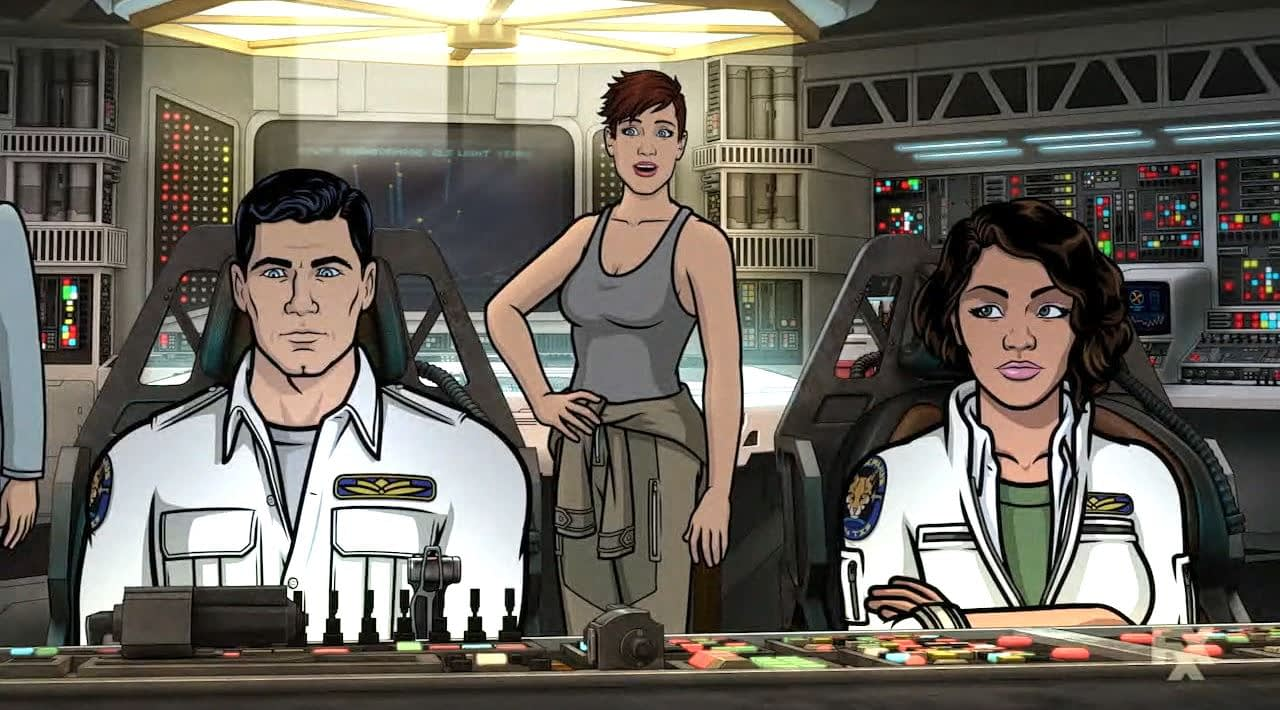 """Archer 1999"" S10, Ep04-""Dining with the Zarglorp"" (SPOILER REVIEW)"