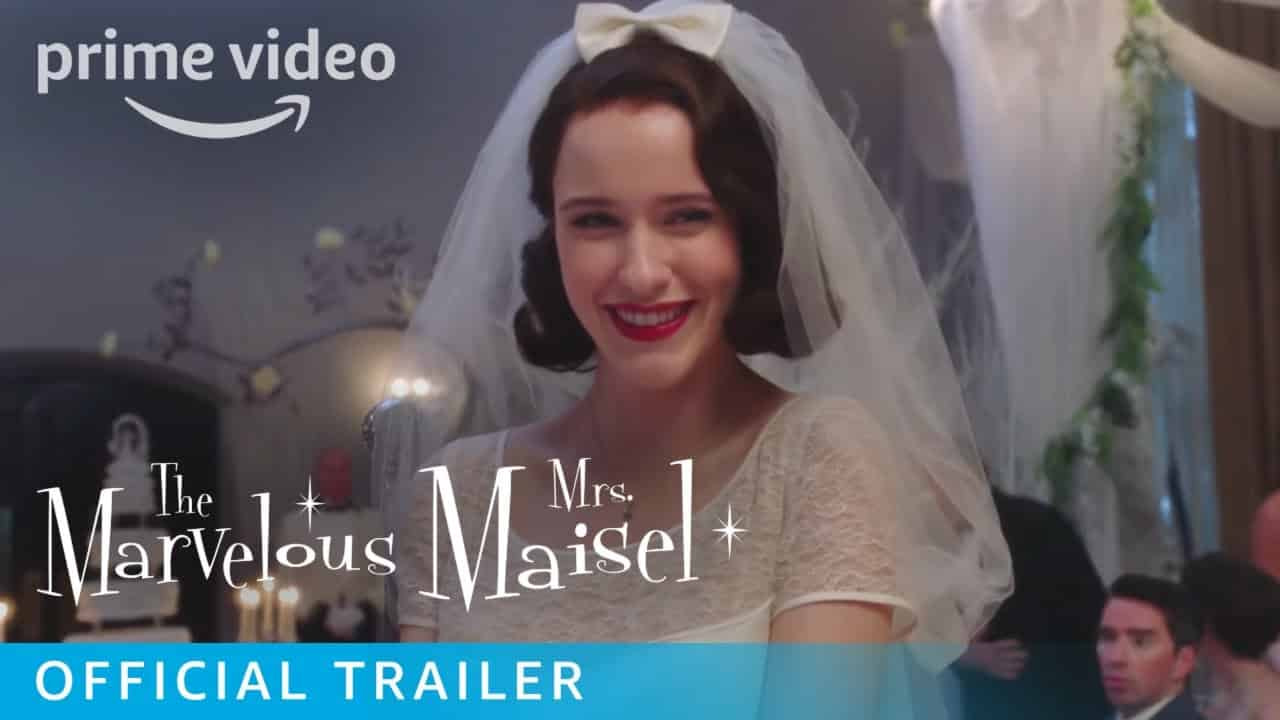 The Marvelous Mrs. Maisel - Official Trailer   Prime Video