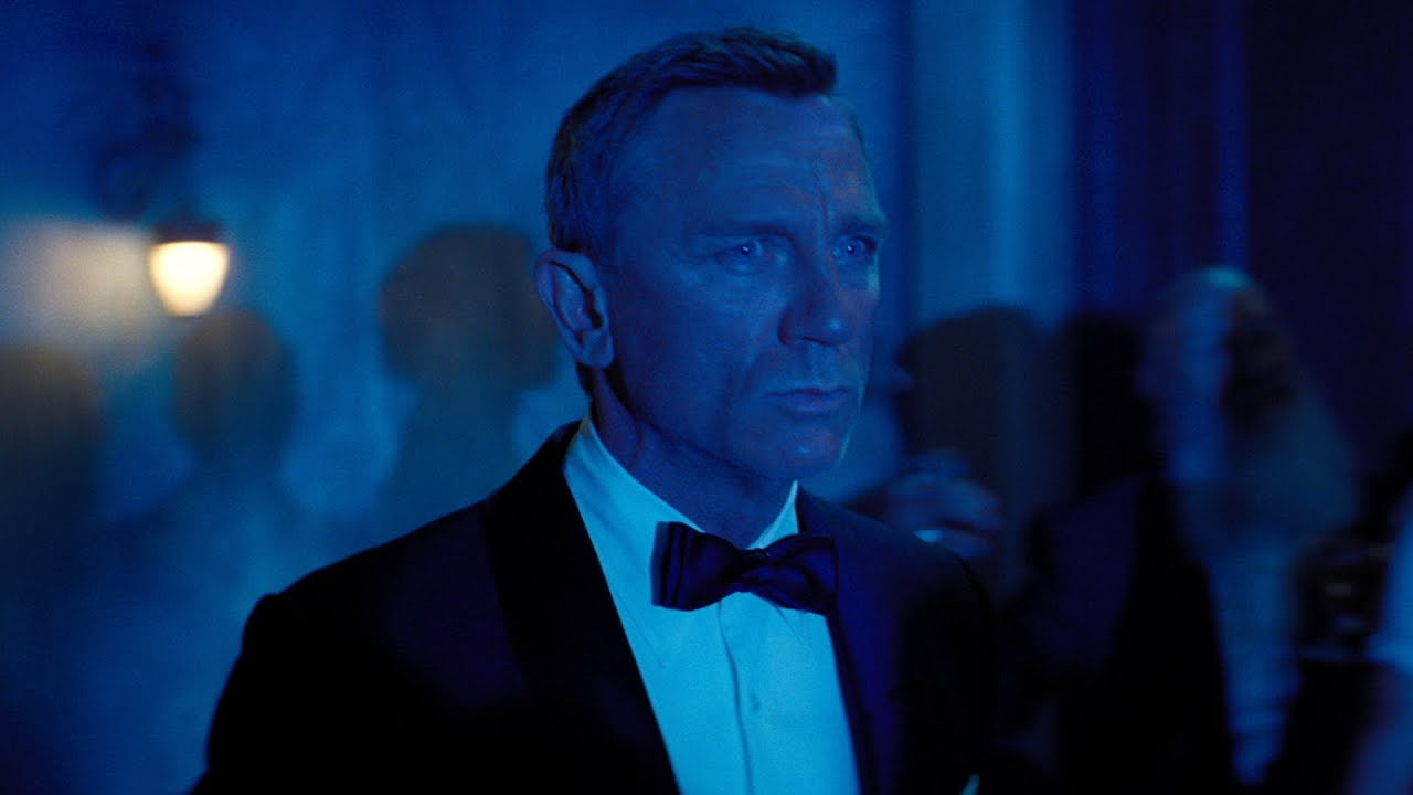 """""""Bond"""": """"No Time to Die"""" Teaser Promotes Wednesday Trailer"""