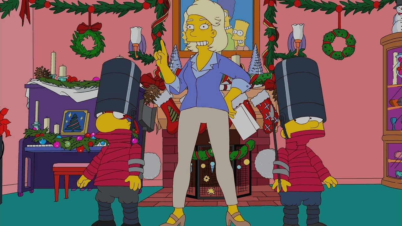 The Simpsons Christmas Episodes.Simpsons Christmas Carol