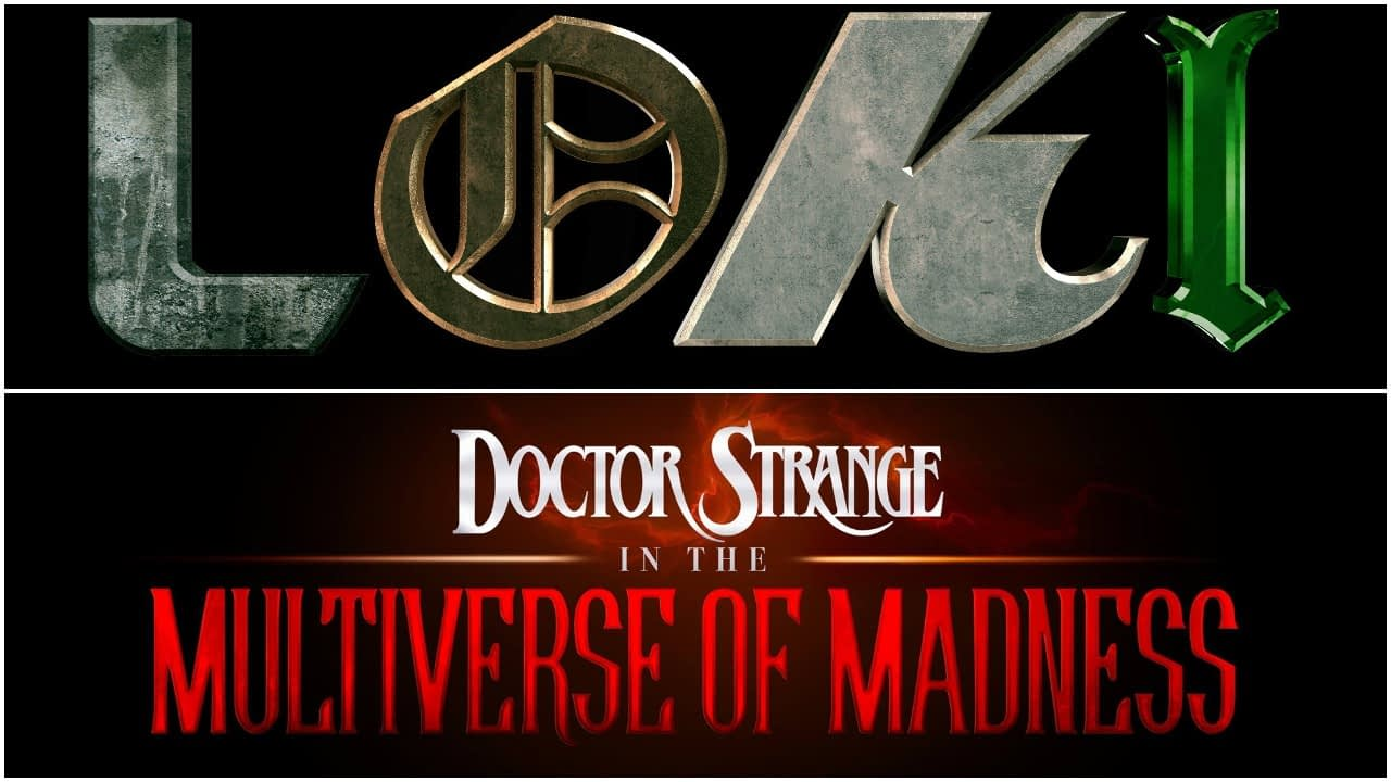 """Loki"" Will Tie Into ""Doctor Strange in the Multiverse of Madness"" Marvel"