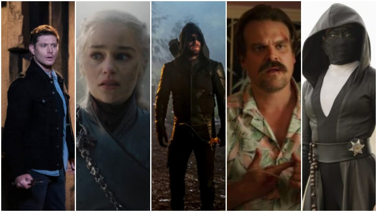 """""""Supernatural"""", """"Watchmen"""", """"Game of Thrones"""" Biggest WTF TV Moments of 2019"""