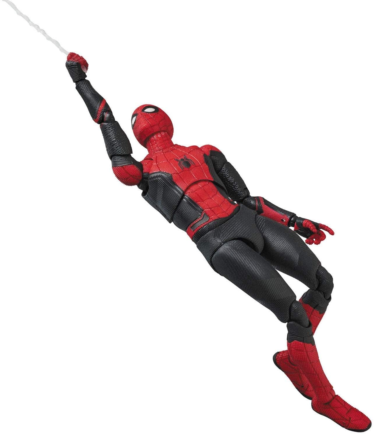 Spider-Man's New Upgraded Suit Is Ready for Action with MAFEX
