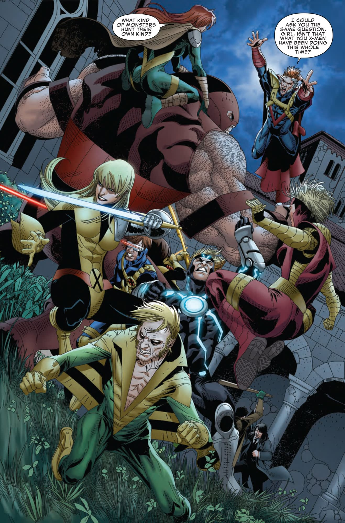 Uncanny X-Men #20 in Uncanny X-Men #20