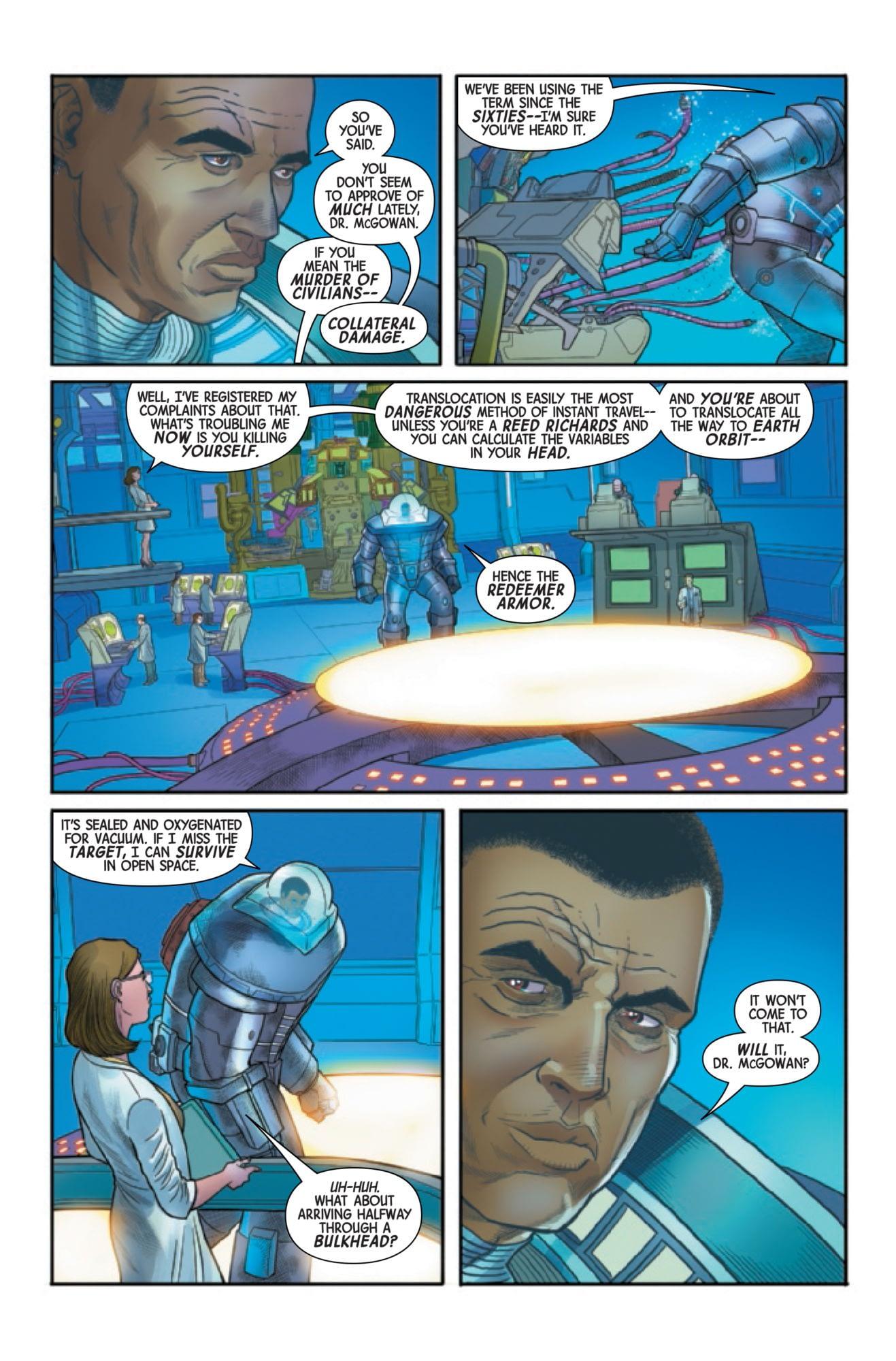 Immortal Hulk #21 - Back to Hulk's 2005 Origins [Preview]