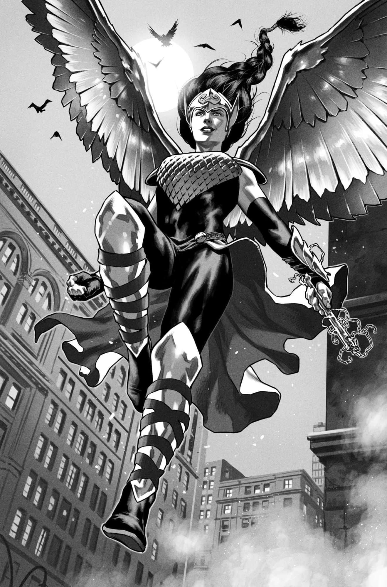 Jane Foster Confirmed as Valkyrie for New Series by Jason Aaron, Al Ewing, and Cafu