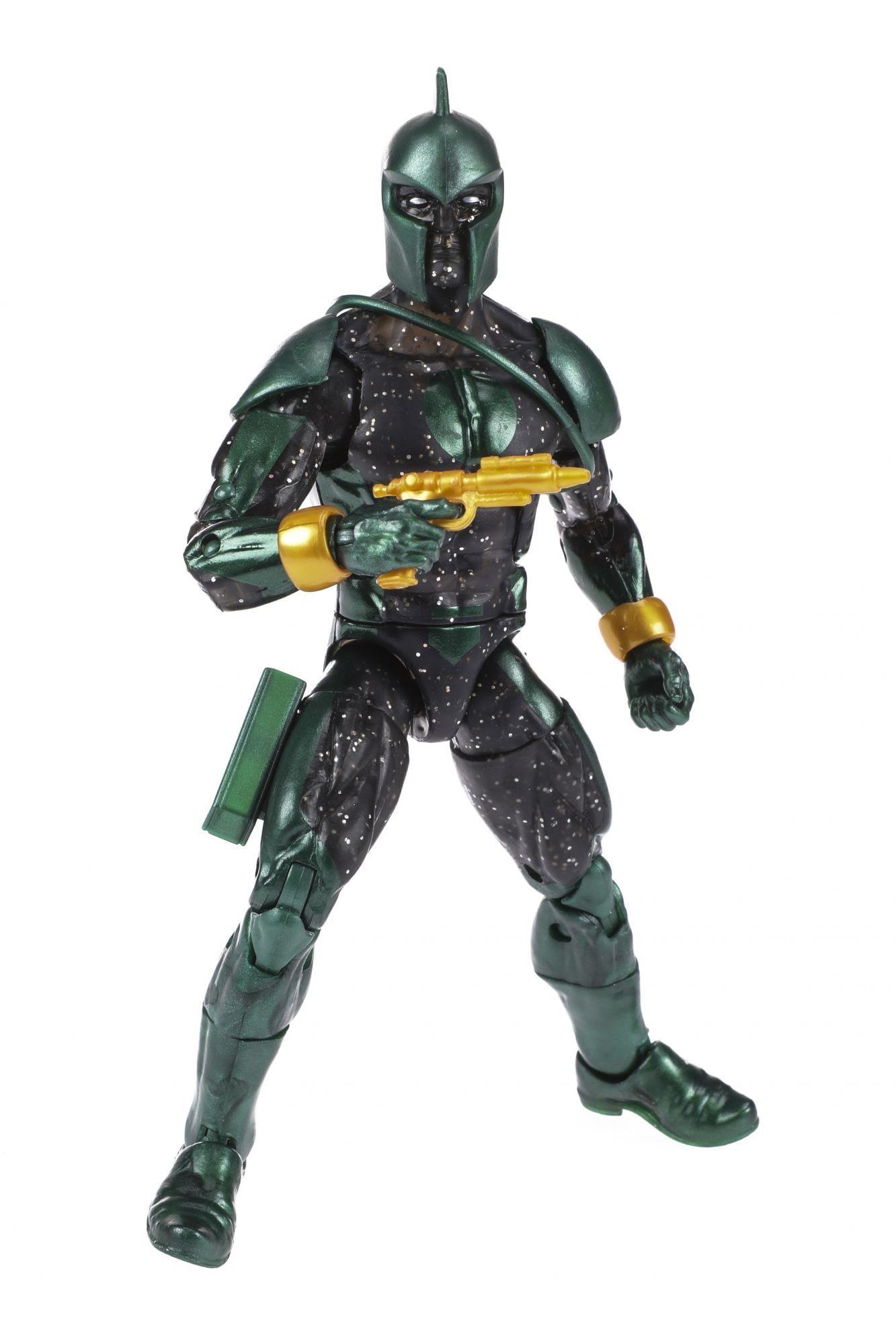 Marvel Legends Series 6-inch Genis-Vell Figure (Captain Marvel wave)