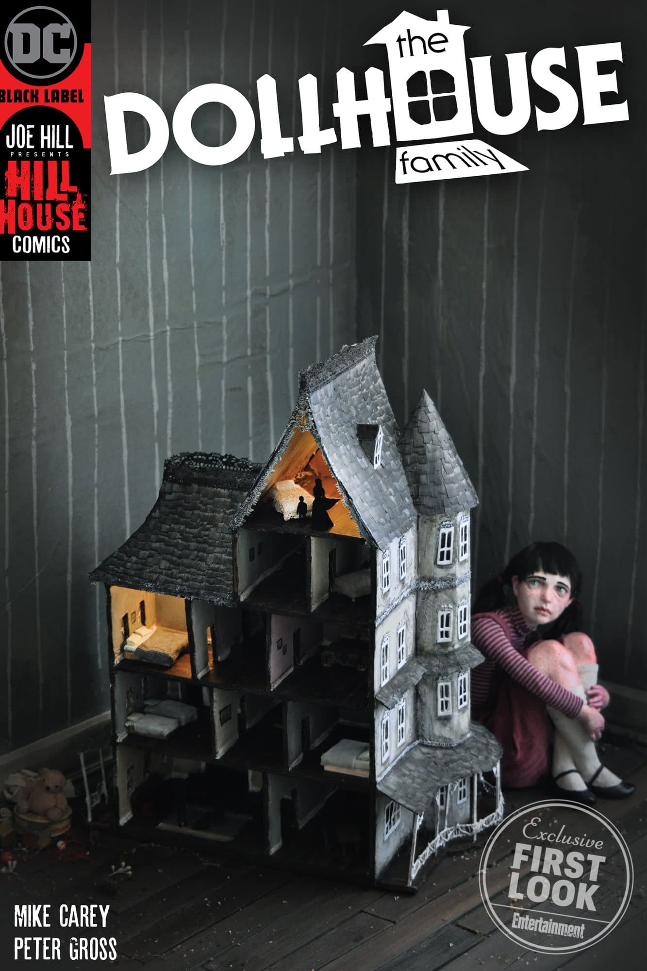 "Joe Hill Launches Horror ""Pop-Up"" Line at DC Comics"