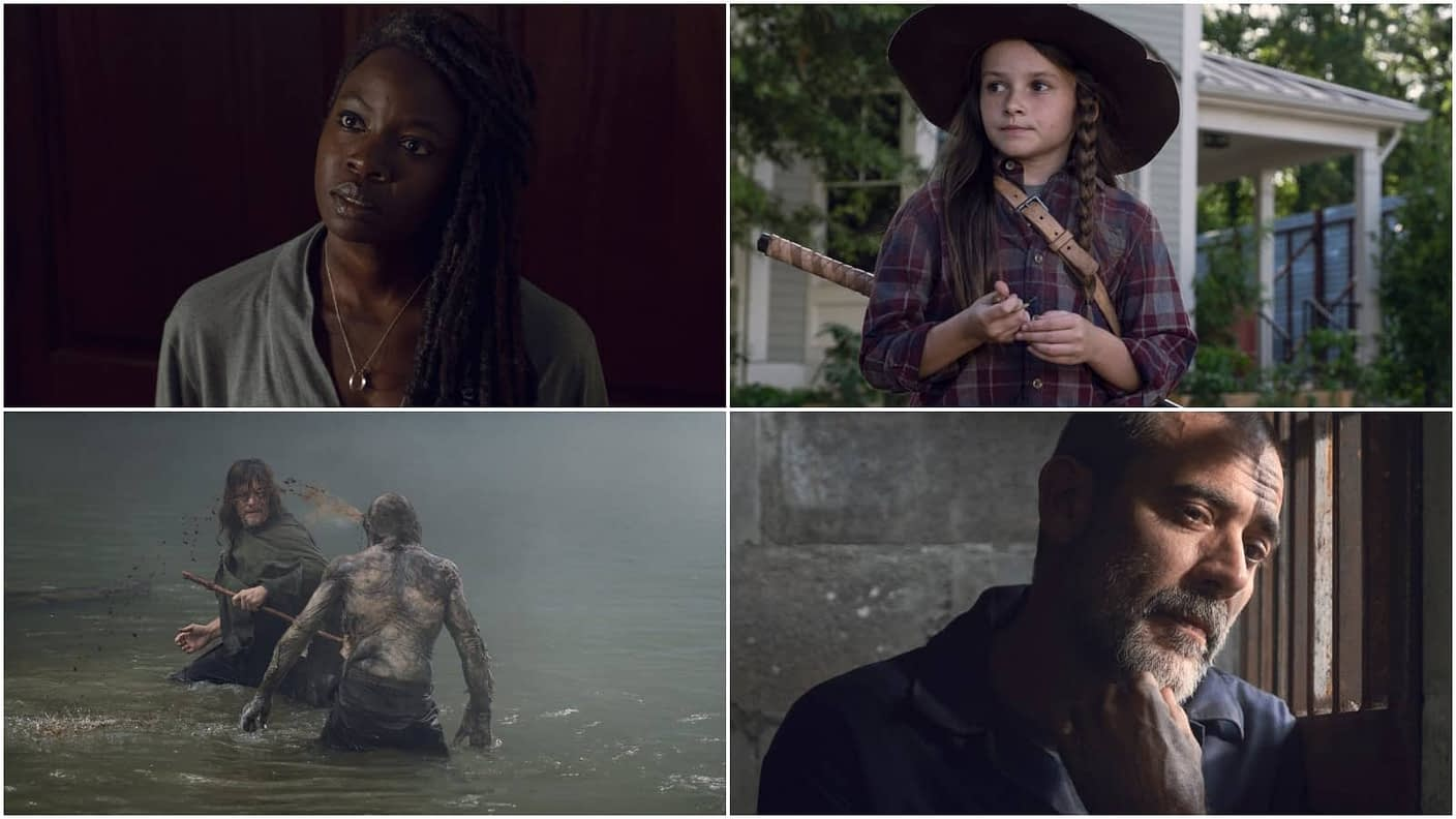 The Walking Dead Season 9, Episode 6 'Who Are You Now?' (REVIEW)