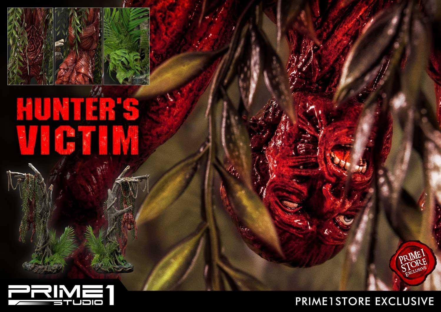 Predator Begins the Hunt with New Prime 1 Studios Statue