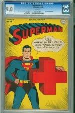 Superman, Vol. I, #34 (CGC 9.0)