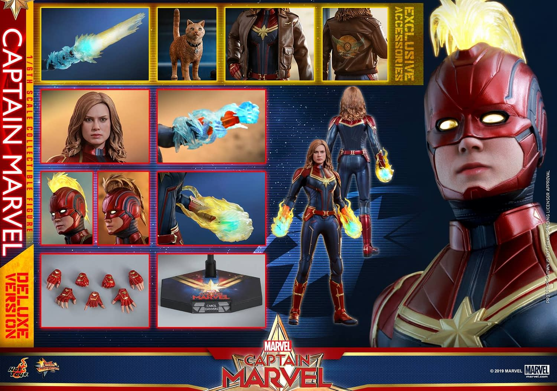 Hot Toys Captain Marvel 30