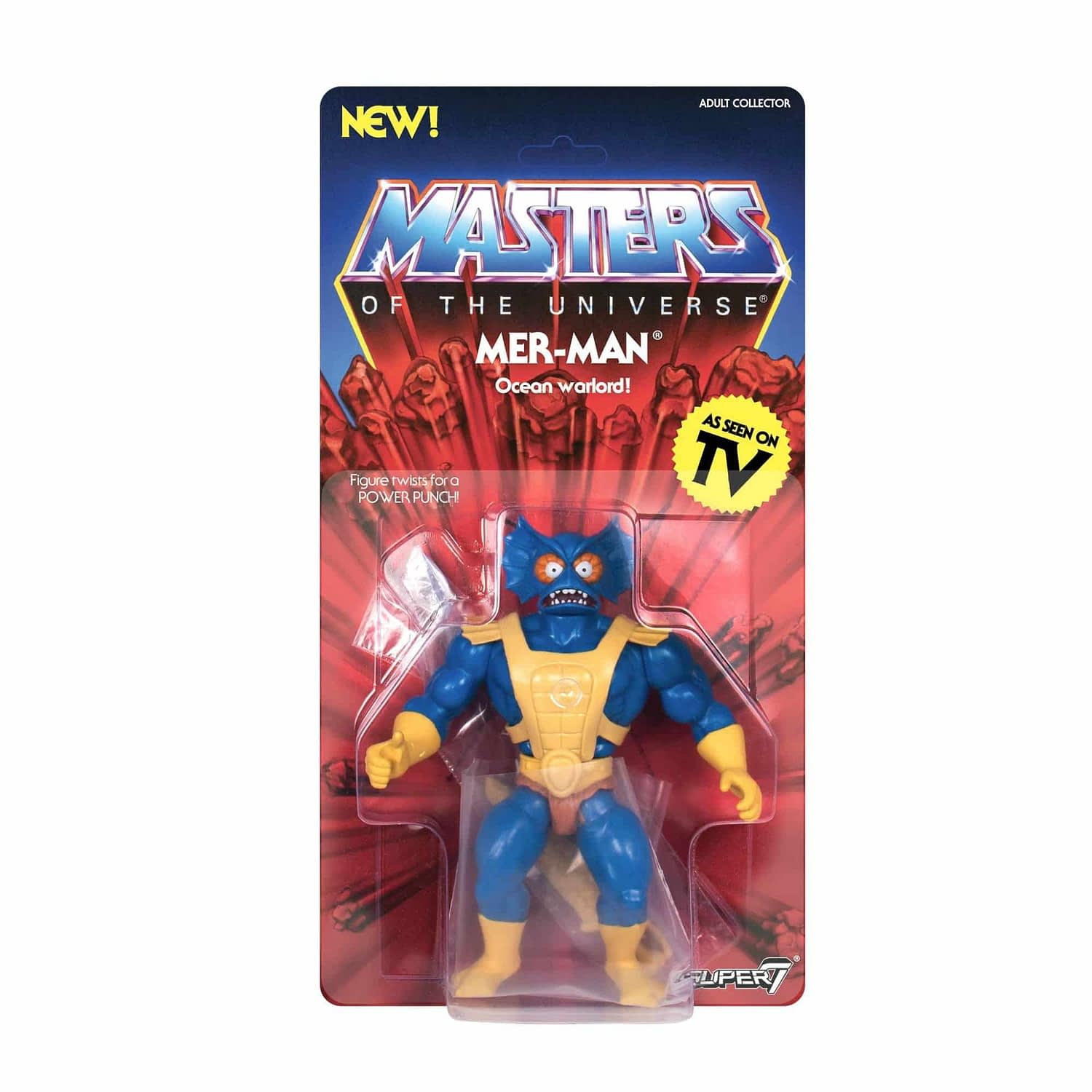 Masters of the Universe Vintage Mer-Man