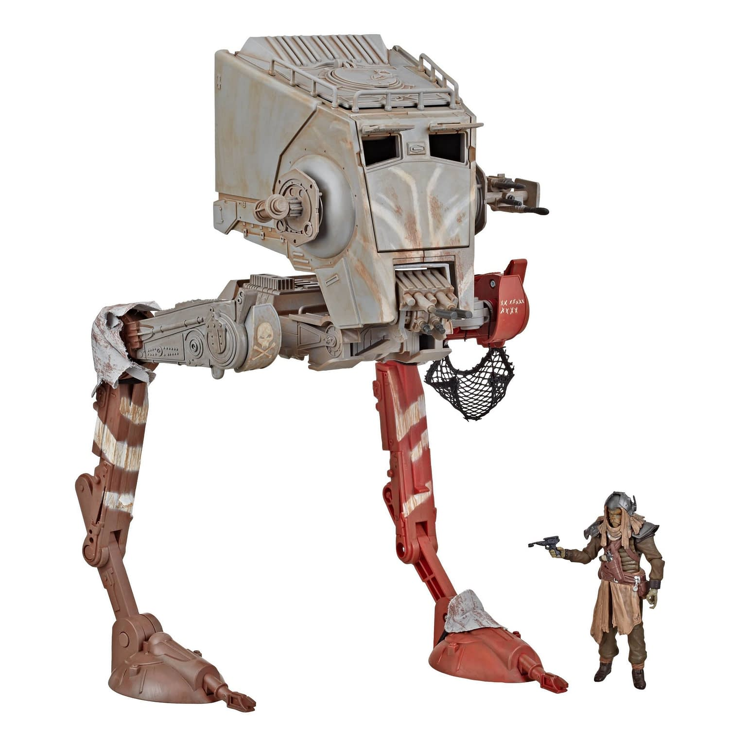 New Star Wars Vehicles Are Getting the Vintage Treatment