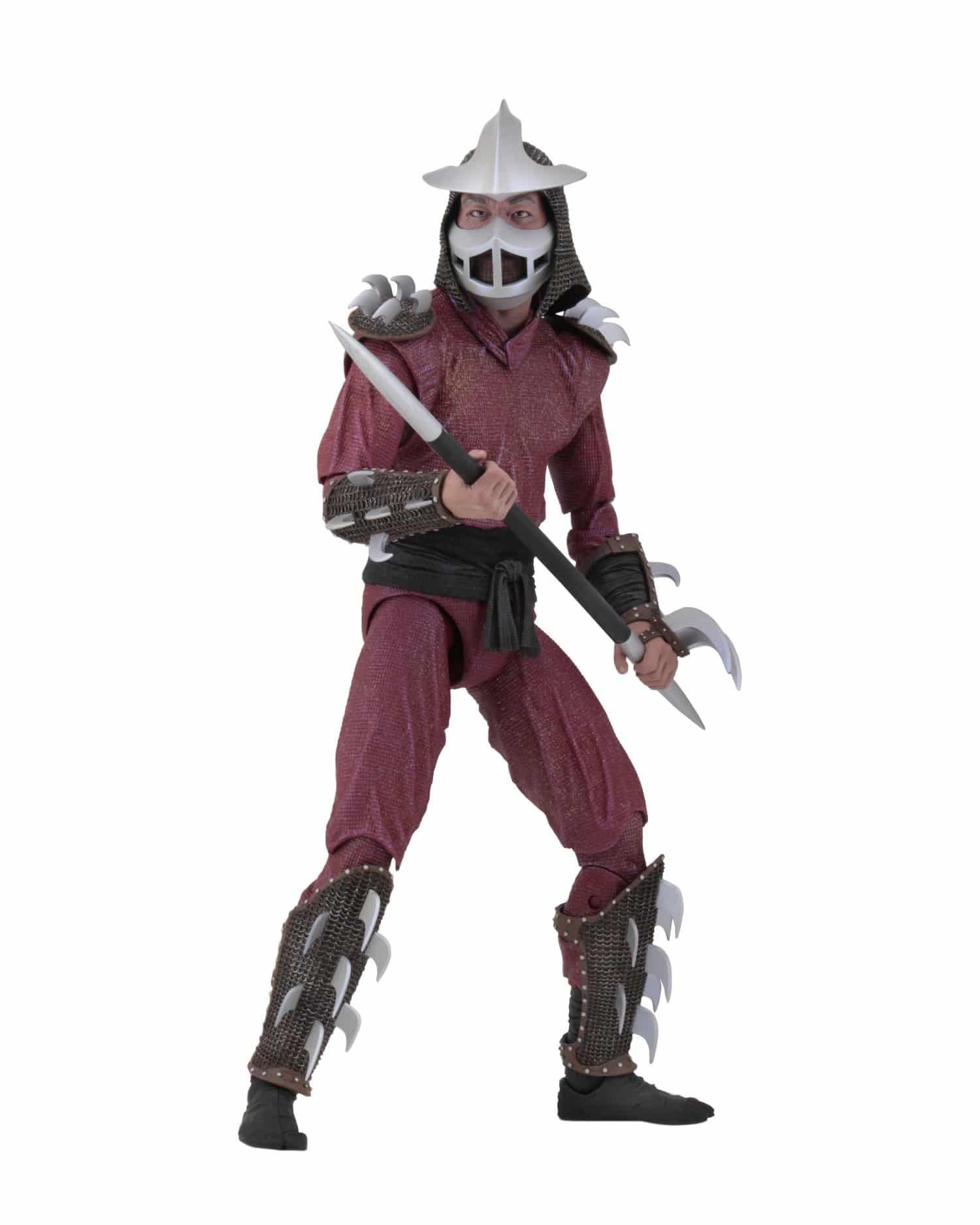 NECA TMNT Movie Shredder 4