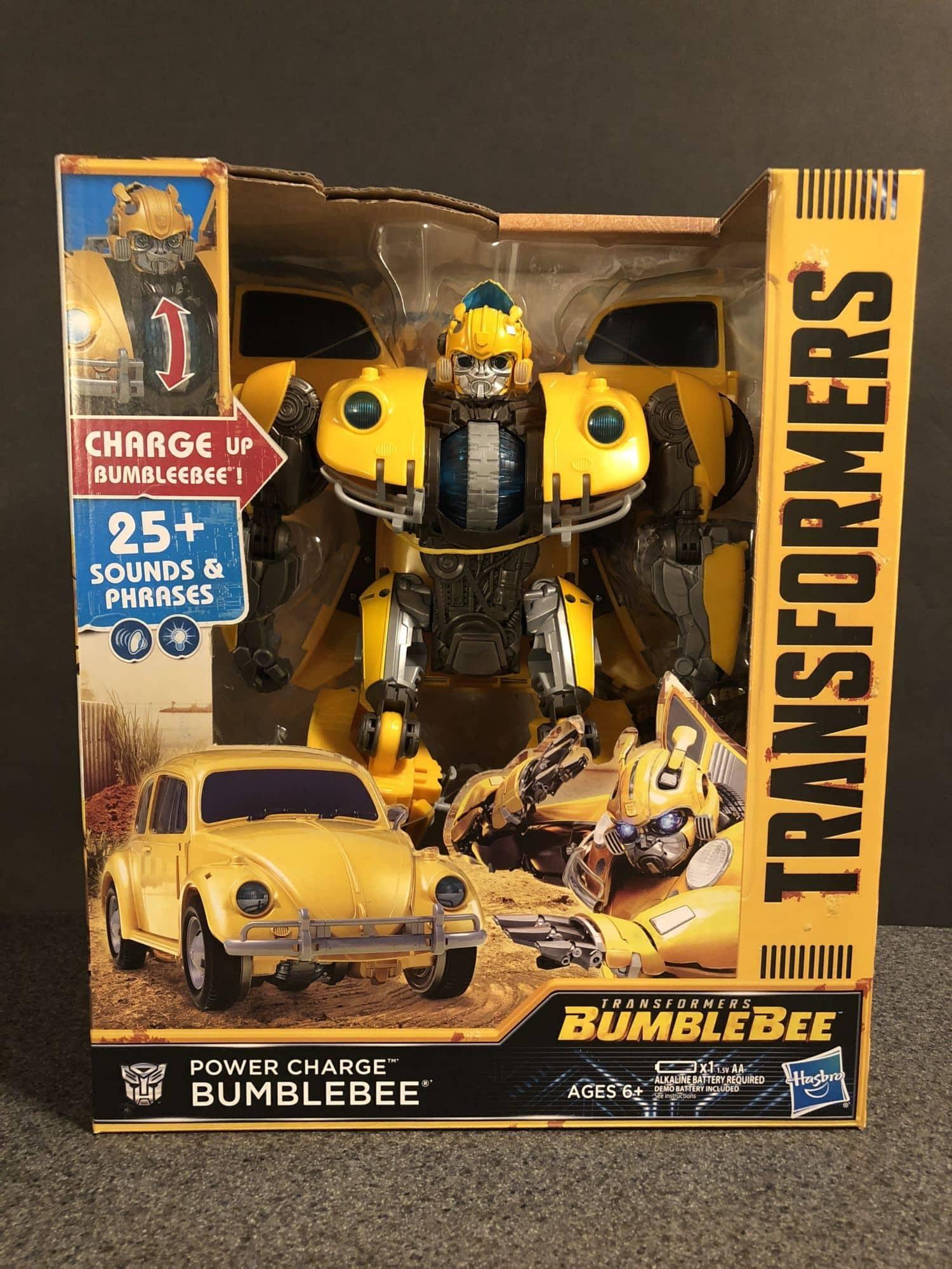 Hasbro Bumblebee Toys 2