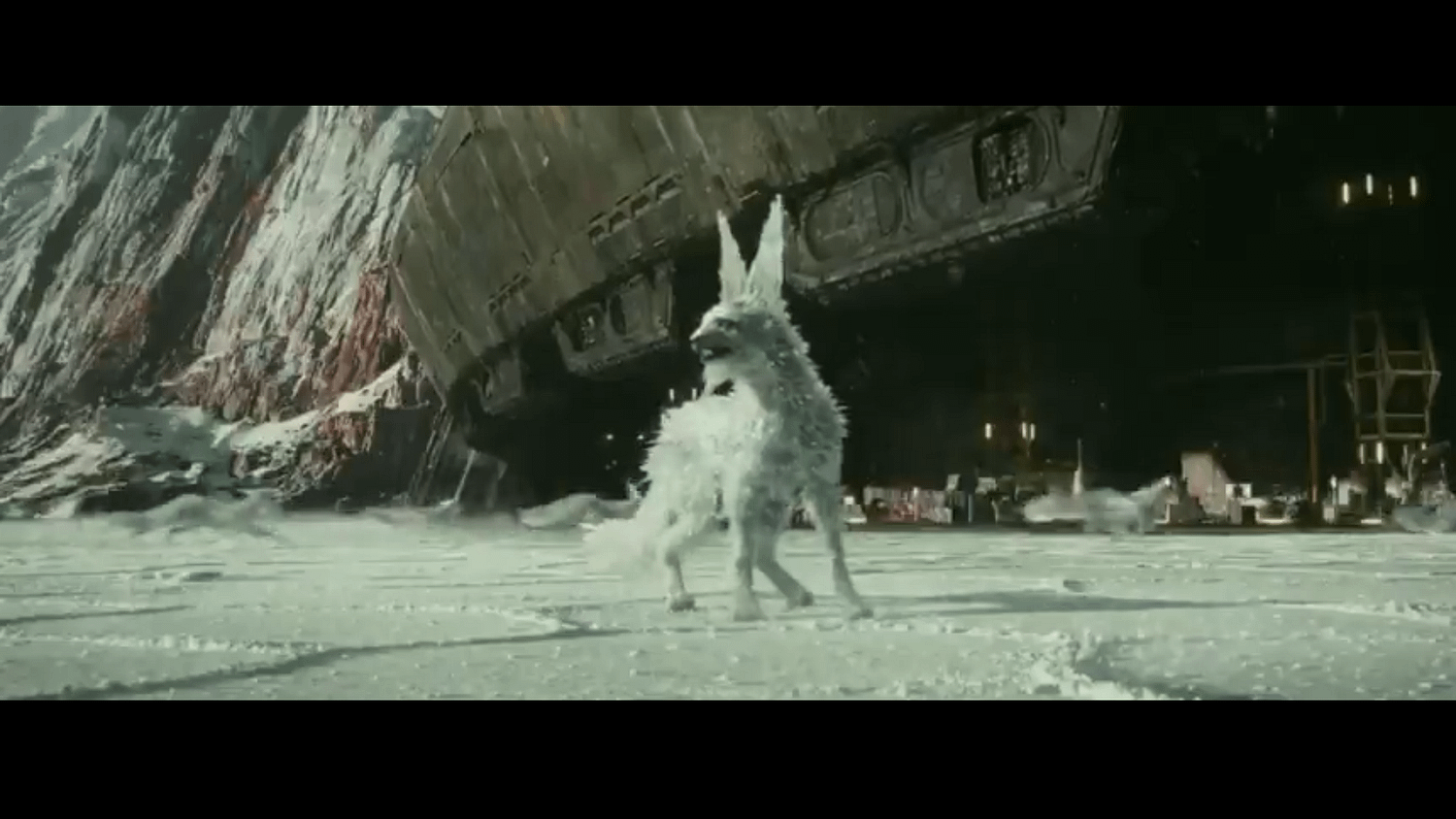 Creating The Crystal Foxes Featured In Star Wars The Last