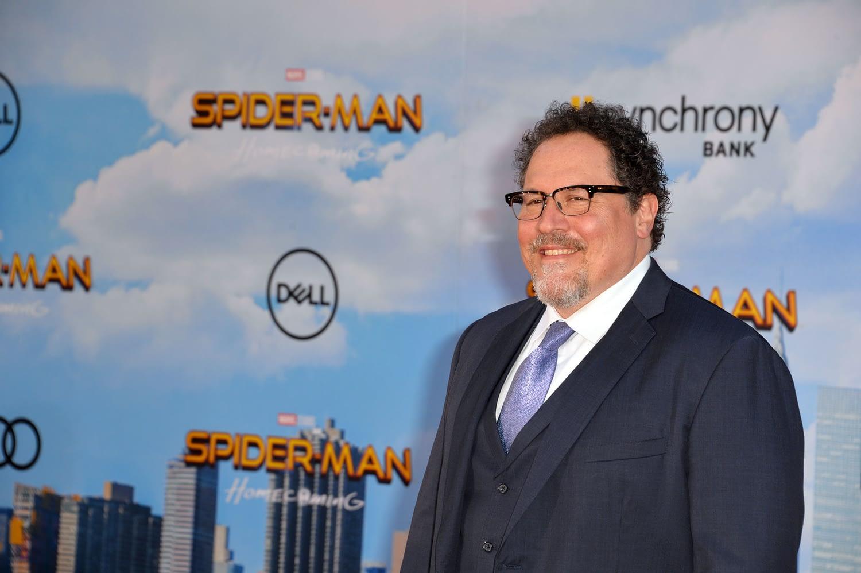 Jon Favreau Talks takes a mentor role in