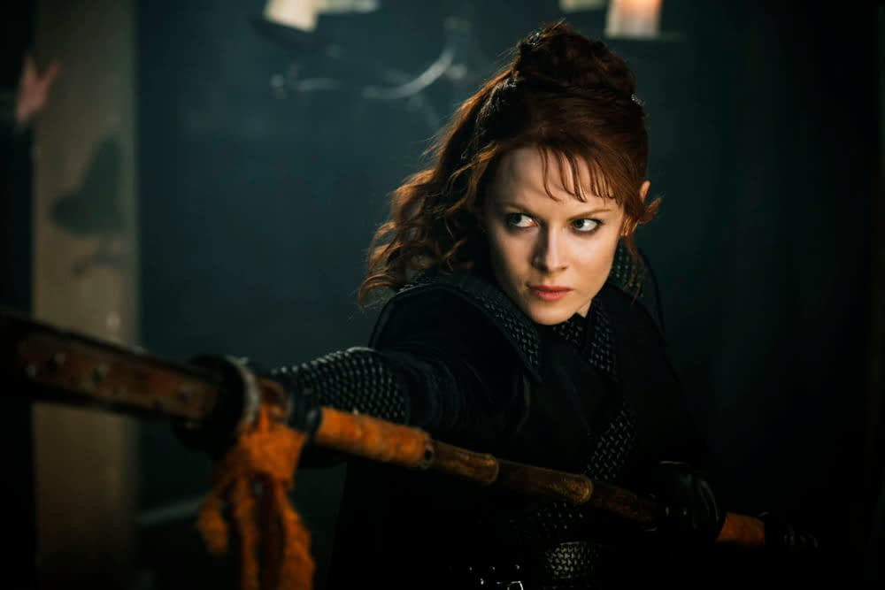 Into the Badlands' Season 3, Episode 10: The Widow gets a