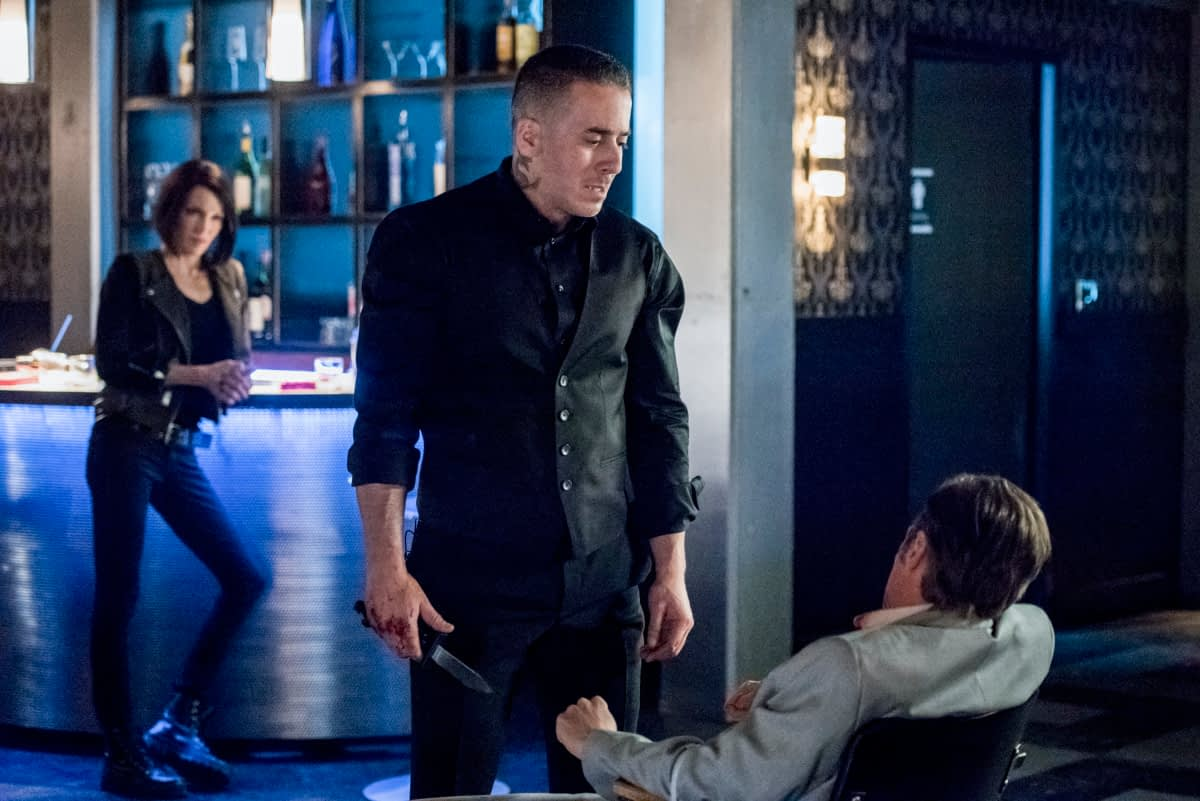 Arrow Season 6, Episode 19 Recap: The Dragon