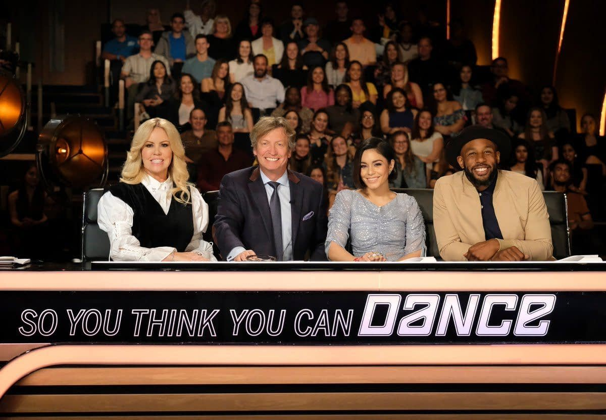 Let's Talk About So You Think You Can Dance Season 15 Episode 2