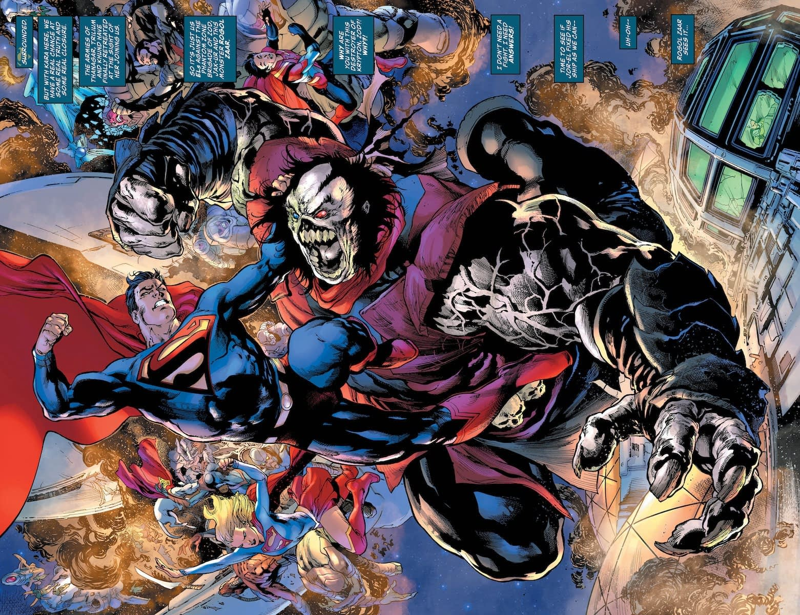 Superman #12 Preview