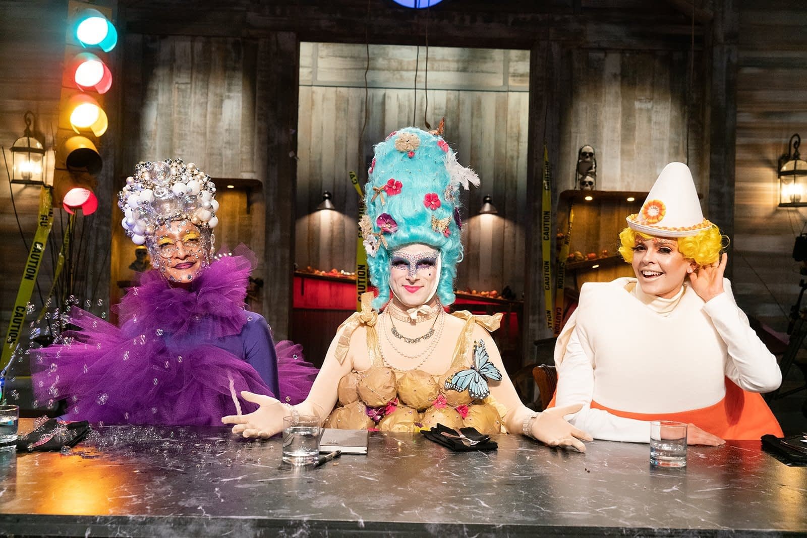 """""""Halloween Baking Championship Episode 6 A Haunting We Will Go"""""""