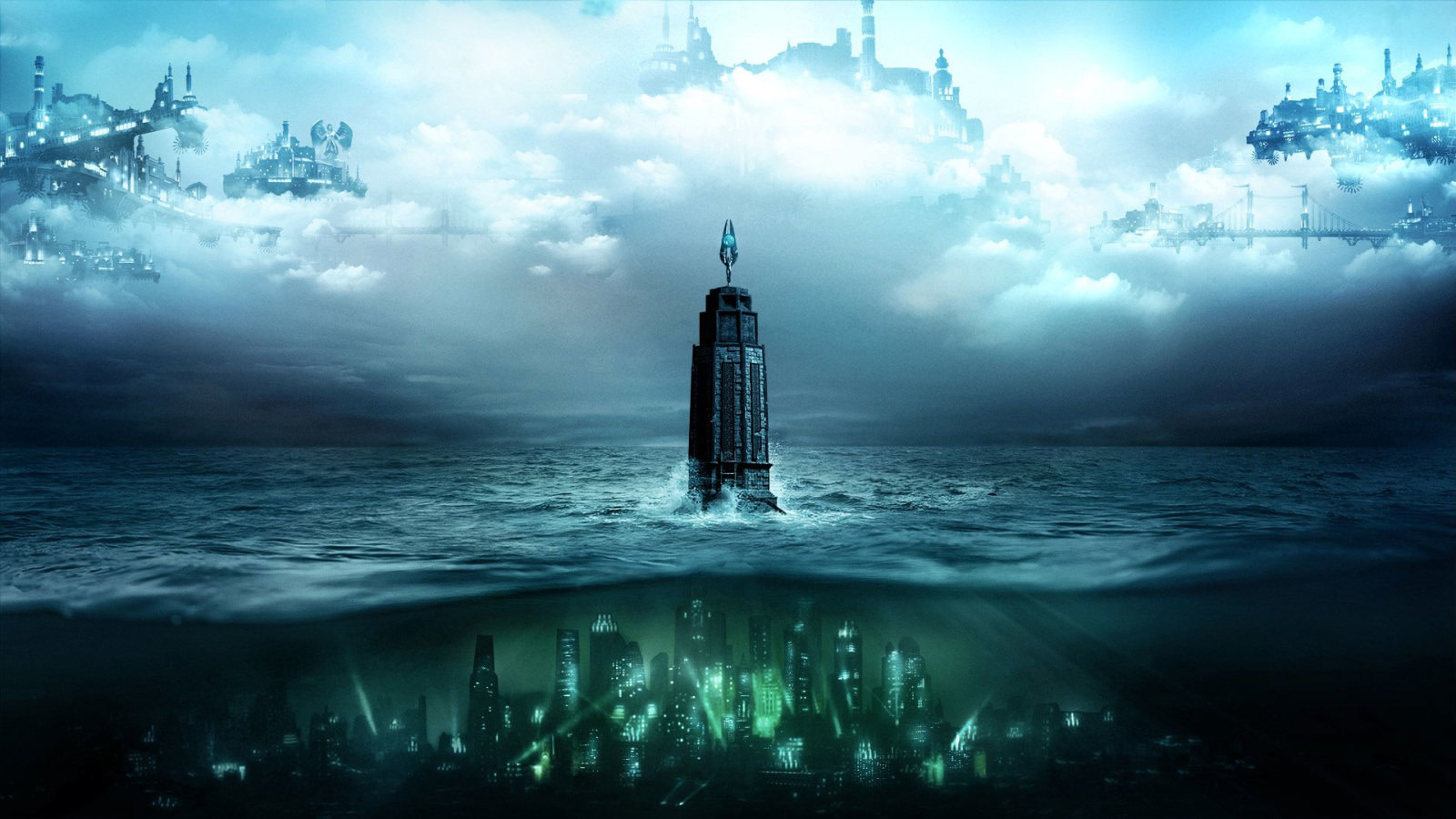 """It's About Time We Recieved That """"BioShock"""" Movie"""