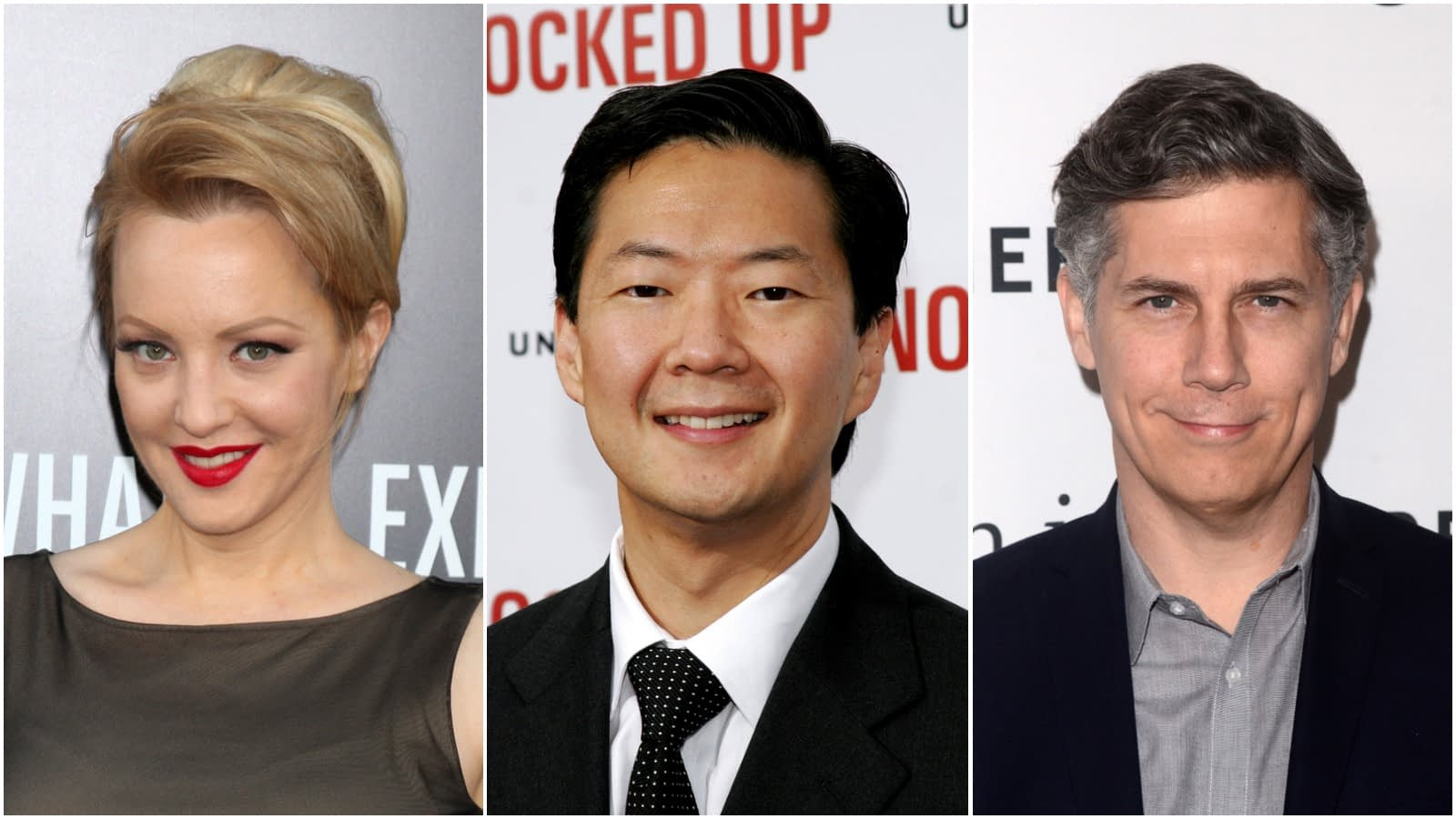 Wendi McLendon-Covey, Ken Jeong, Chris Parnell