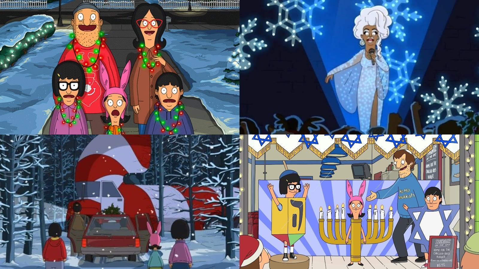 Bobs Burgers Christmas Episodes.Walking In A Belcher Wonderland 7 Bob S Burgers Holiday Favs